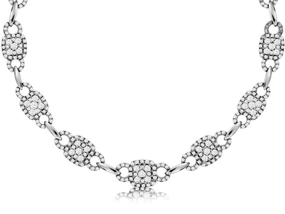 DIAMOND NECKLACE (WC8640D)