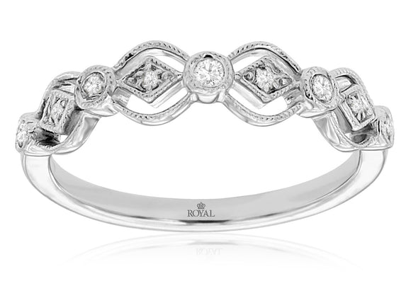 DIAMOND WEDDING BAND (WC9835D)