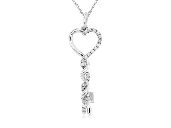 DIAMOND PENDANT (WH1230D)