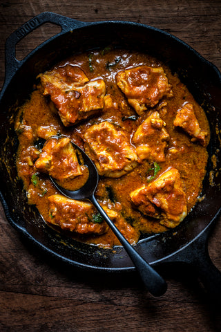 How to cook Gujarati Fish Curry