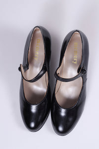 Vintage inspired 20's Mary Jane pumps - Asta