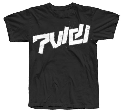 New PWEI Logo Tee - Black
