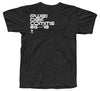 Black Communications Tee