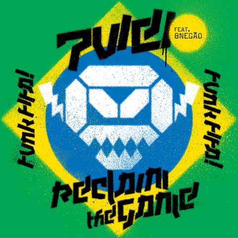 Reclaim the Game (Funk FIFA) CD - 11 versions/remixes