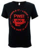 PWEI Sample It, Loop It Tee