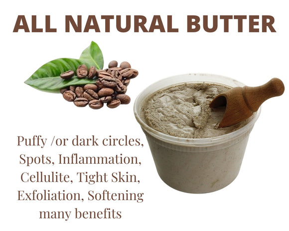 Natural Body & Hair Butters