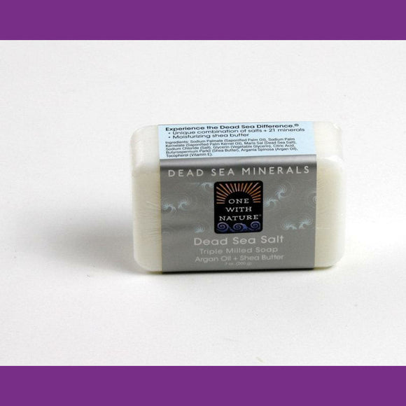Dead Sea Salt Soap, Dead Sea Minerals, Sea Salt, Naturally Cleanse, Skin Care