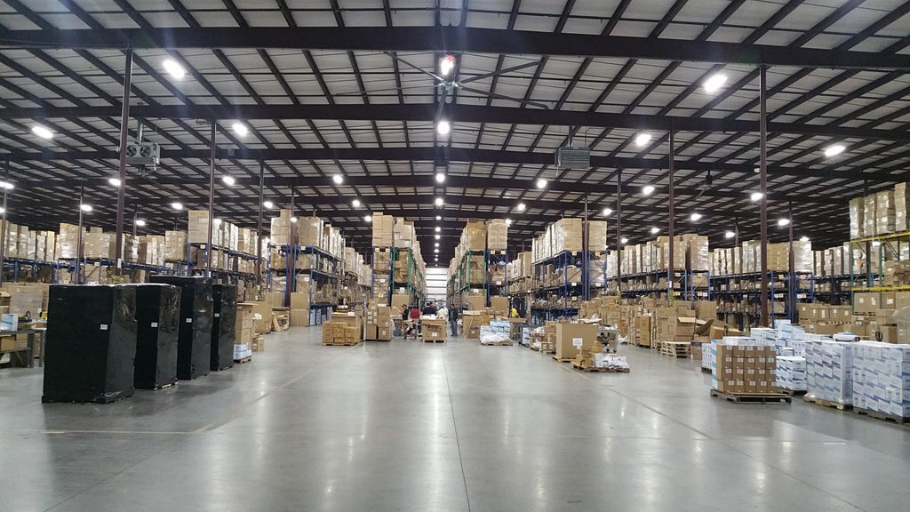 eCommerce Logistics: Warehouse Slotting and Space Utilization