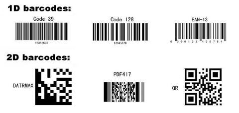 what is a 2d barcode