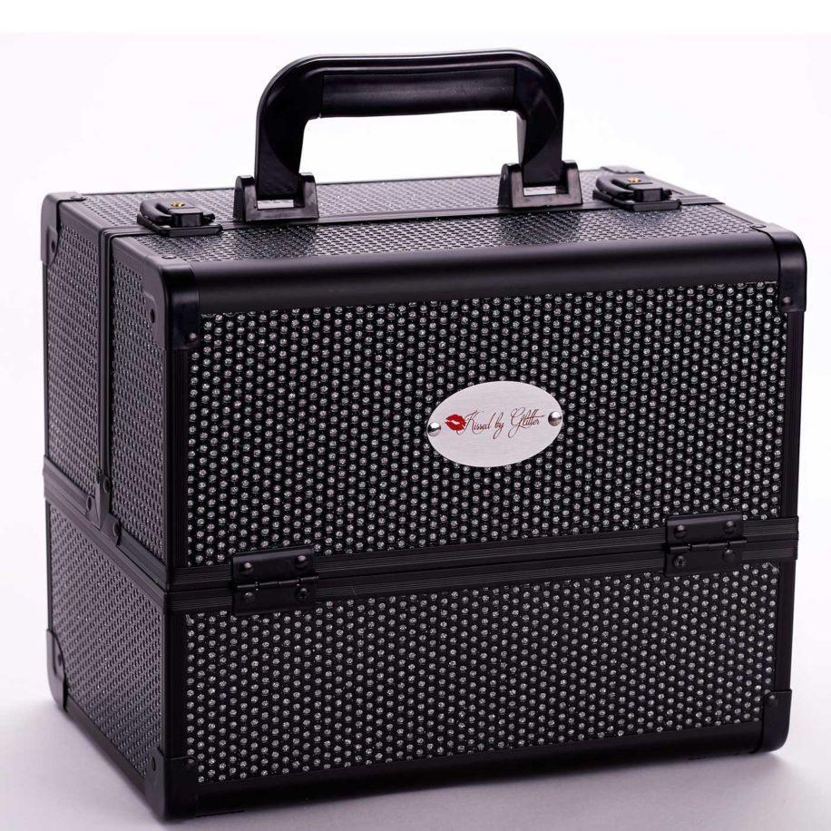 Black Diamond Makeup Case