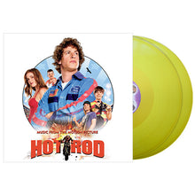 Load image into Gallery viewer, Hot Rod - OST 2xLP (Dong Bag Yellow)