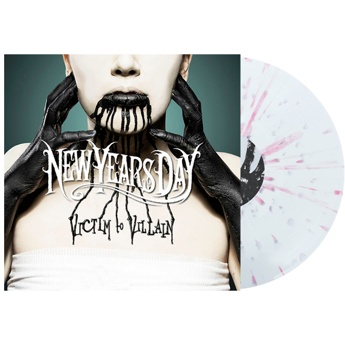New Years Day - Victim To Villain (Purple Splatter)