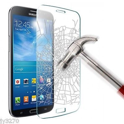 Samsung Galaxy Mega Premium Tempered Glass Screen Protector