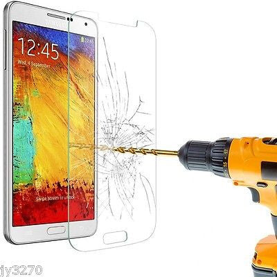 Samsung Galaxy Note 3 Premium Tempered Glass Screen Protector