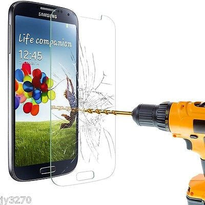 Samsung Galaxy S4 Premium Tempered Glass creen Protector
