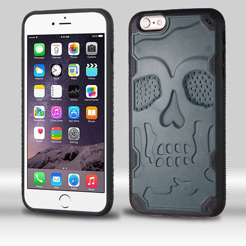 iPhone 6S 6 Plus Skullcap Impact Resistant Cover Case