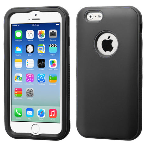 Apple iPhone 6 Hybrid Rugged Hard Cover Dual Layer Skin Case