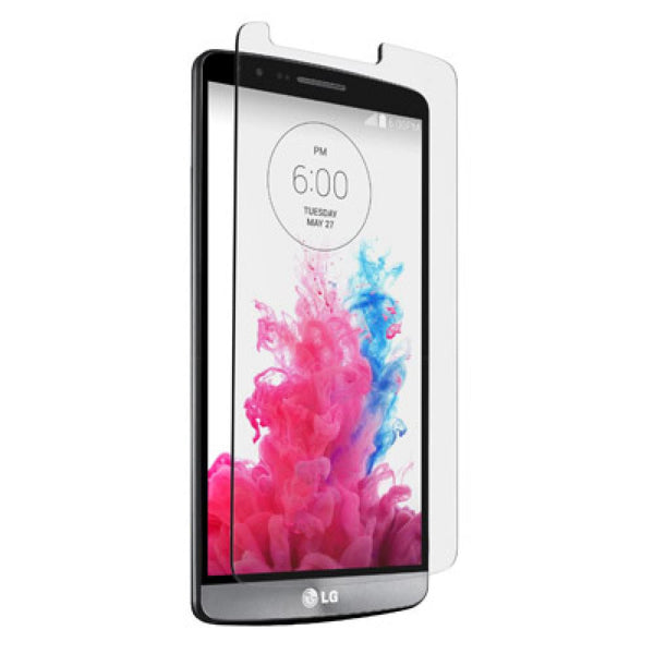 LG G3 Premium Tempered Glass Screen Protector Film Guard