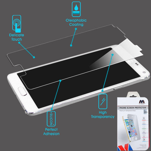 Samsung Galaxy Note 4 Premium Tempered Glass Screen Protector