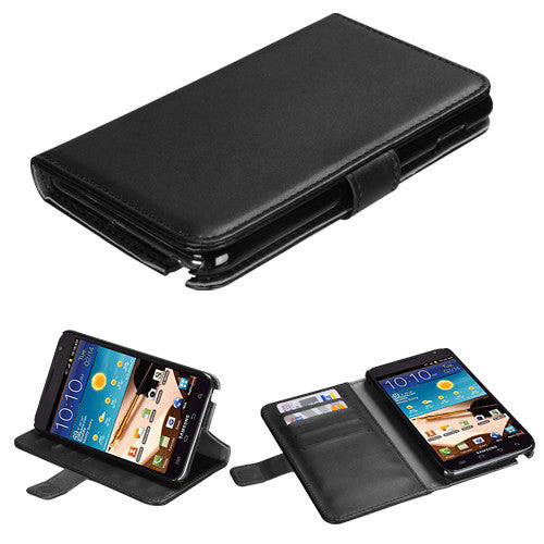 Samsung Galaxy Note MyJacket Wallet Book Type Phone Case T879 I717