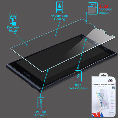 For ZTE Z987 Z787 Grand X Max Premium Tempered Glass Screen Protector