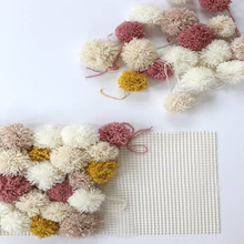 Load image into Gallery viewer, DIY Pom Pom Rug