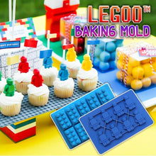 Load image into Gallery viewer, Legoo™ Baking Mold
