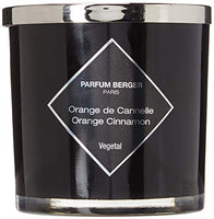MAISON BERGER Orange Cinnamon Candle, Black