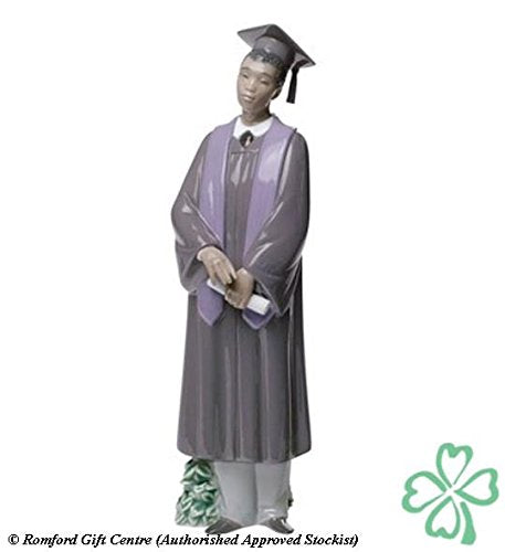 Nao Porcelain by Lladro GRADUATE CELEBRATION (TM) ( MALE GRADUATION ) 2001635