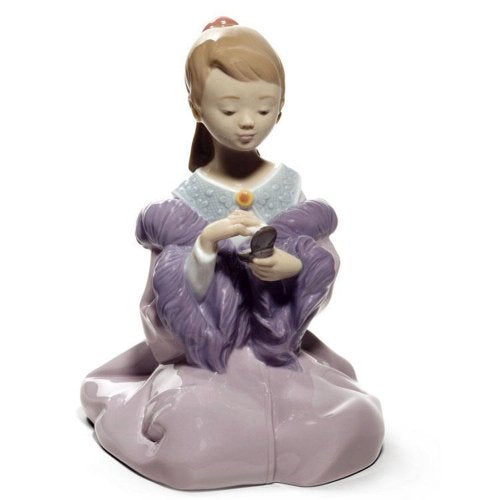Nao Porcelain by Lladro AS Pretty AS MOM (Mum) 2001715