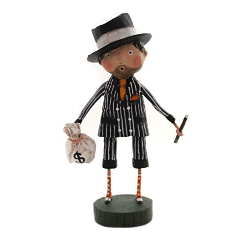 Lori Mitchell Lil' Gangster Polyresin Halloween 11160