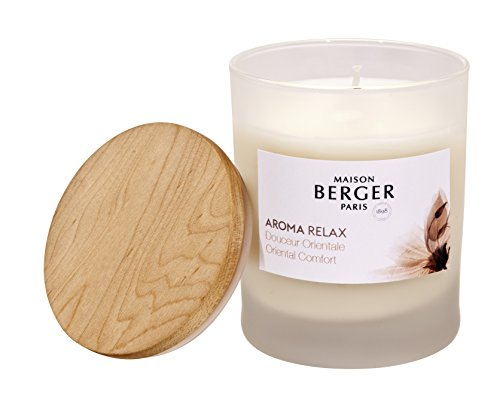 Maison Berger Paris/Lampe Berger - Aroma Decor 6.3 Ounce Candle - Relax