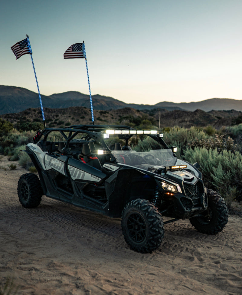 "2017-2020 Maverick X3 40"" + Pods Mount"