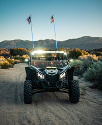 2017-2020 Maverick X3 Shock Tower Mount