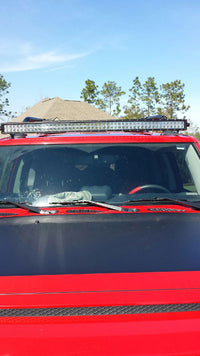 Toyota FJ Cruiser Mounts with or without the factory roof rack