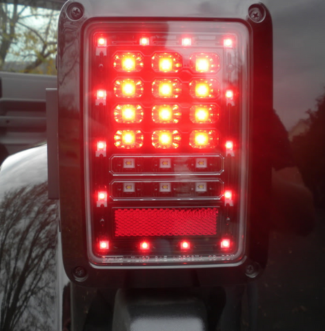 Jeep Jk Tail Light [2007-2015]