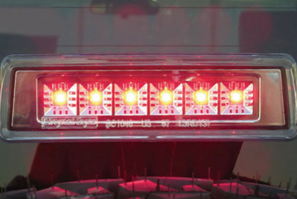 LED Third Brake Light [Jeep Jk Compatible]