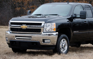 Chevy 20 inch Light bar Hidden Bumper Mounts   [FITS Multiple Years] See for more details