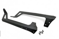 JEEP JK UPPER WINDSHIELD LIGHT BAR MOUNTS