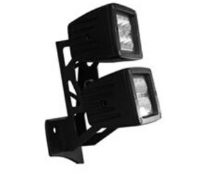 JEEP JK Double Stack WINDSHIELD LIGHT MOUNT