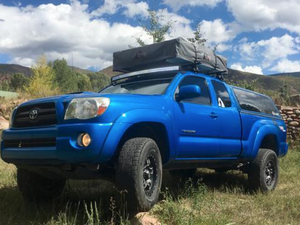 2005-2015 Toyota Tacoma Roof Brackets [2nd Gen]