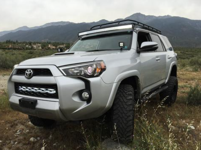 2014-2016 Toyota 4Runner Roof Brackets