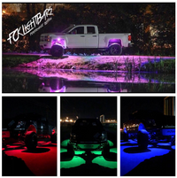 Multi-Color ROCK LightKit [RGB Bluetooth Controlled]