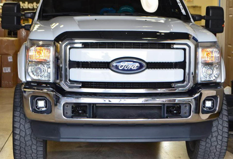 11-16 SUPER DUTY FOG LIGHT MOUNTS