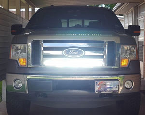 09-14  FORD F150 GRILLE MOUNTS