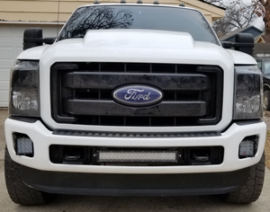 11-16 SUPER DUTY BUMPER MOUNT