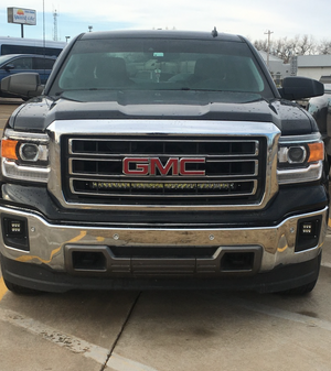 2014-2015 GMC Sierra Fog Light Kit