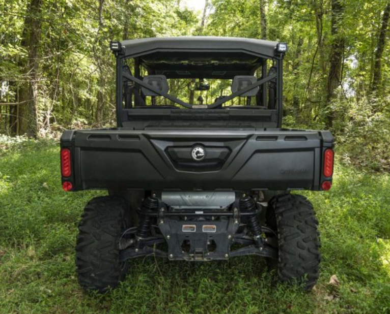 2016-2019 Can-Am Defender Rear Facing Pods