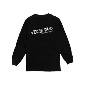 Long Sleeve T-Shirt   [BLACK/WHITE]