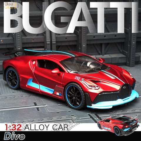 BUGATTI Divo 1:32 scale Die Cast Car